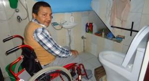ネパール トイレ
